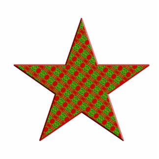 Christmas Star Statuette