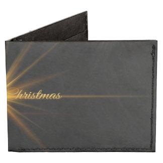 Christmas Star Tyvek Wallet