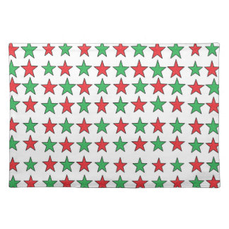 Christmas Stars Placemat
