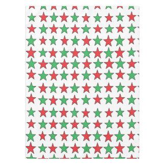 Christmas Stars Tablecloth