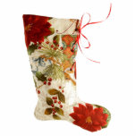 Christmas Stocking 2 Ornament Cut Outs