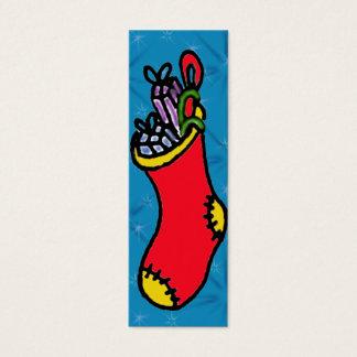 Christmas Stocking Gift Tag