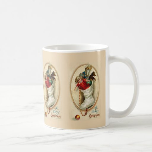 Christmas Stocking Gifts Coffee Mugs