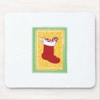 Christmas Stocking Mouse Pad