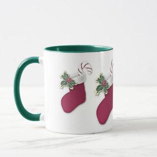 Christmas Stocking Mug