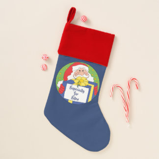 "Christmas Stocking ""Santa's Gift"""