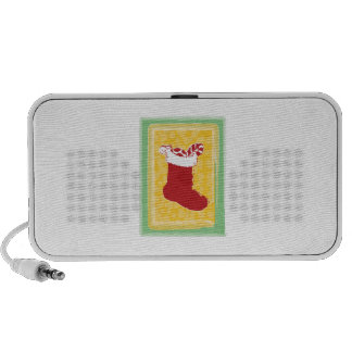 Christmas Stocking Mp3 Speakers