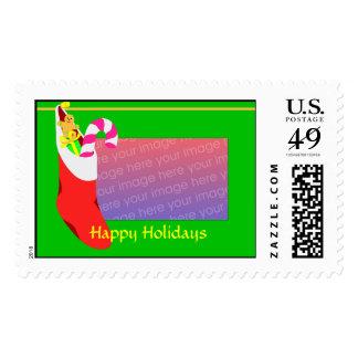 Christmas Stocking Stamp