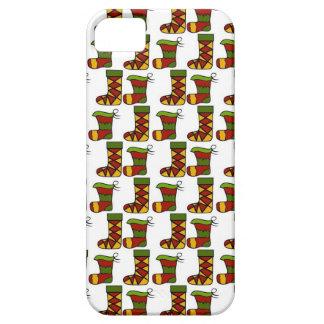 Christmas Stockings 2 iPhone 5 Case