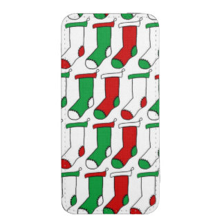 Christmas Stockings iPhone 5 Pouch