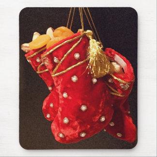 Christmas Stockings Mousepad