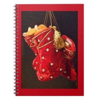 Christmas Stockings Notebooks