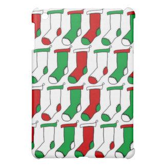 Christmas Stockings Socks iPad Mini Cases