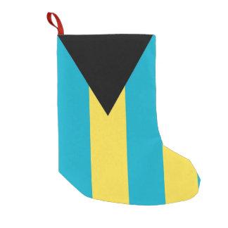 Christmas Stockings with Flag of Bahamas