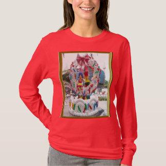 Christmas street art T-Shirt