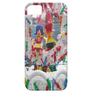 Christmas street decorations iPhone SE/5/5s case