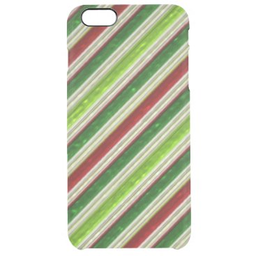 Christmas Themed Christmas stripe iPhone 6 plus uncommon case