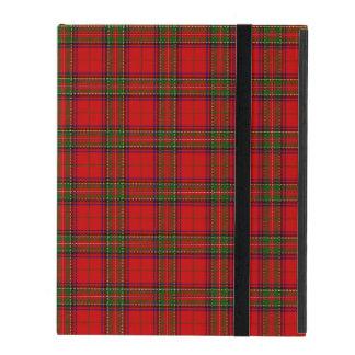 Christmas Stuart Tartan iPad Cases