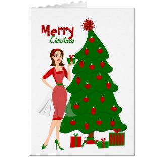 Christmas Style Card