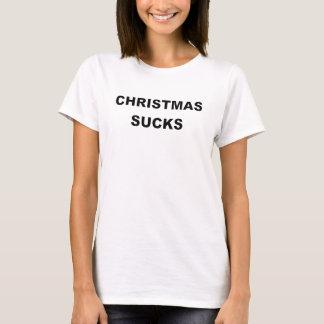 CHRISTMAS SUCKS.png T-Shirt