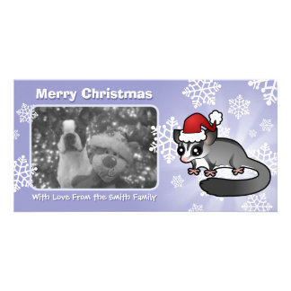 Christmas Sugar Glider Card