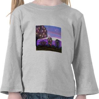 Christmas Sunset Shirts