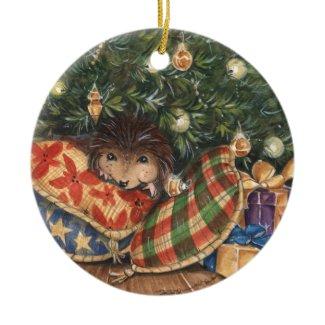 """""""Christmas Surprise"""" Ornament"""