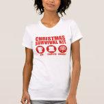 Christmas Survival Kit - Beer Shirt