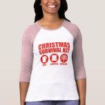 Christmas Survival Kit - Beer T Shirts