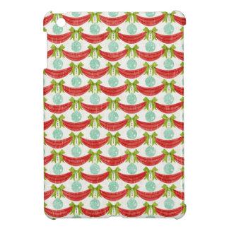 Christmas Swag iPad mini case