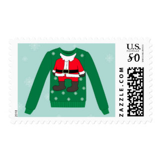 Christmas Sweater Postage