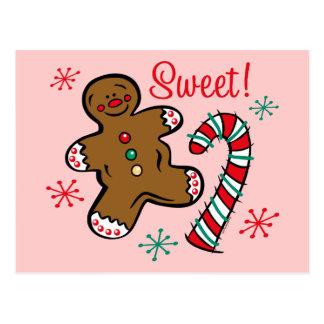 Christmas Sweet Postcards