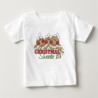 Christmas Sweetie Baby T-Shirt
