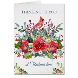 To the One who is Grieving this Christmas. | Ginger Harrington  |Christmas Cards For The Grieving