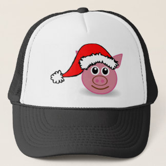 Christmas T shirt Animals Trucker Hat