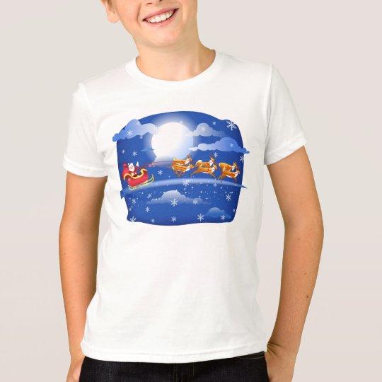 Christmas t-shirt for kids