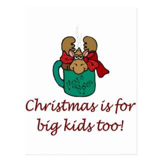 Christmas T-shirts and Gifts Postcard