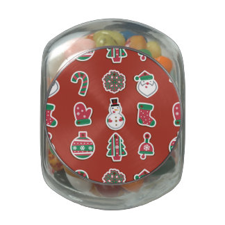 Christmas Tags For Gifts Or Stickers Glass Jars
