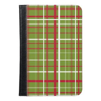 Christmas Tartan Plaid iPad Mini Case
