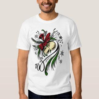 Christmas Tattoo t-shirt