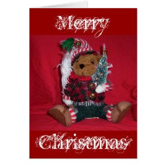 Christmas Ted Card