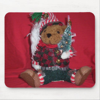 Christmas Ted Mouse Pads
