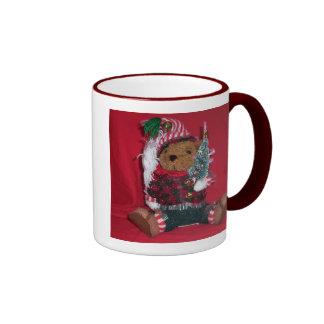 Christmas Ted Ringer Mug