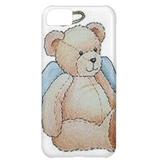 Christmas Teddy Bear Angel iPhone 5C Cover