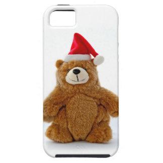 Christmas Teddy Bear iPhone 5 Covers