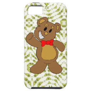 Christmas teddy bear iPhone SE/5/5s case
