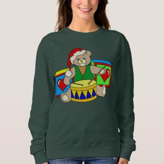 Christmas Teddy Bear Sweatshirt