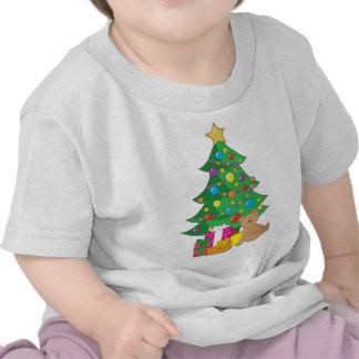 Christmas Teddy Bear Tshirts