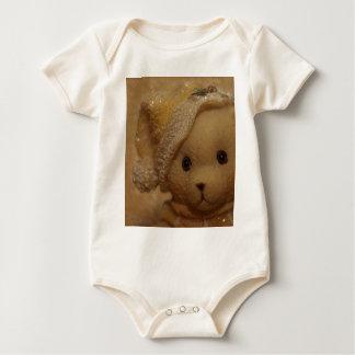 Christmas Teddy by Tutti Baby Bodysuit
