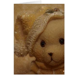 Christmas Teddy by Tutti Card